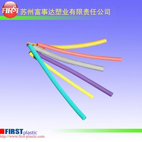 南通塑料波纹管(彩色)